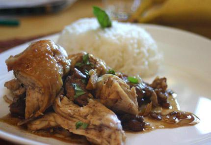 Tagalog pork adobo recipe