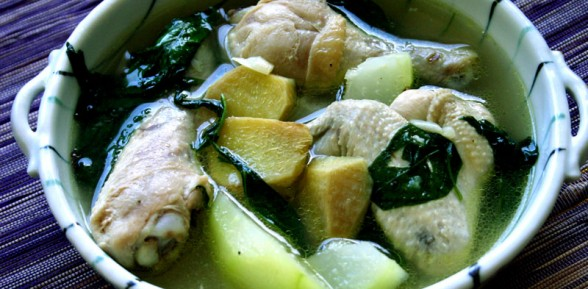 Chicken Tinola