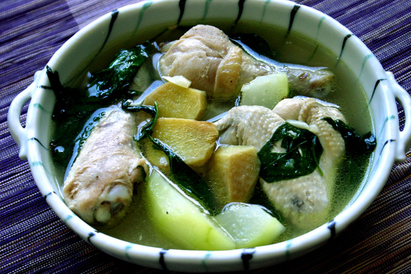 recipe: chicken tinola recipe [21]
