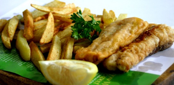 Lemon and Pepper Lapu Lapu Fish Fillet