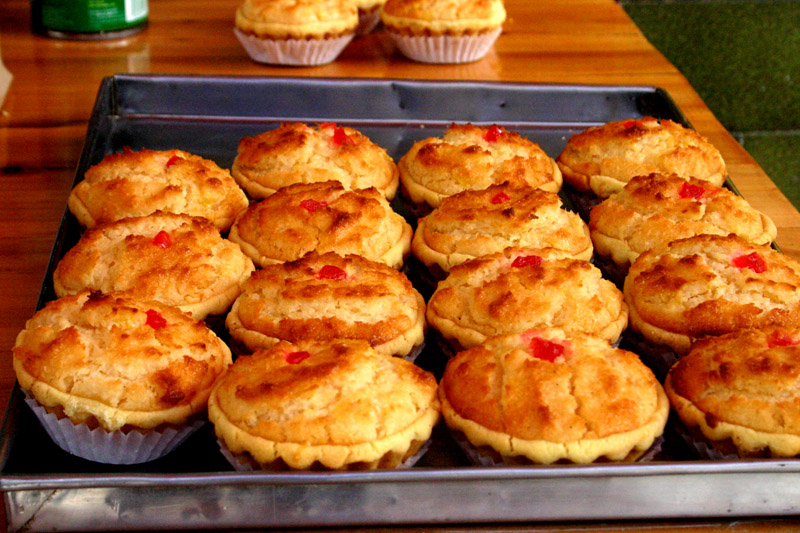 Pinoy Macaroons Coconut Macaroons Recipe