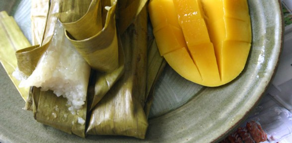 Suman (Filipino Rice Dessert)